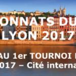 Championnat du Monde handi bridge Lyon 2017