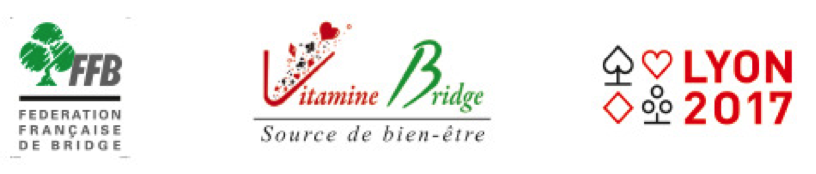 3 logos sur le Bridge